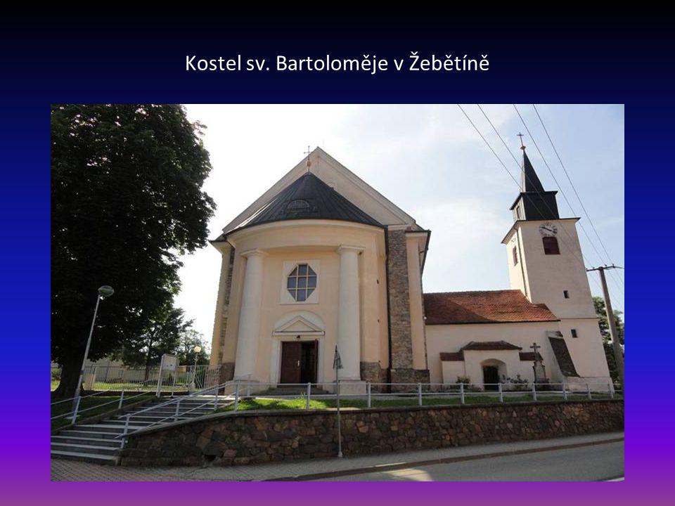 Kostel sv. Vavřince v Komíně