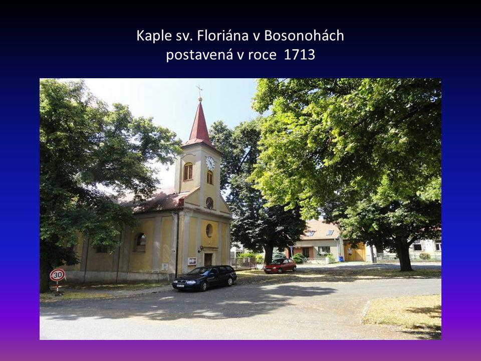 Kostel sv. Bartoloměje v Žebětíně