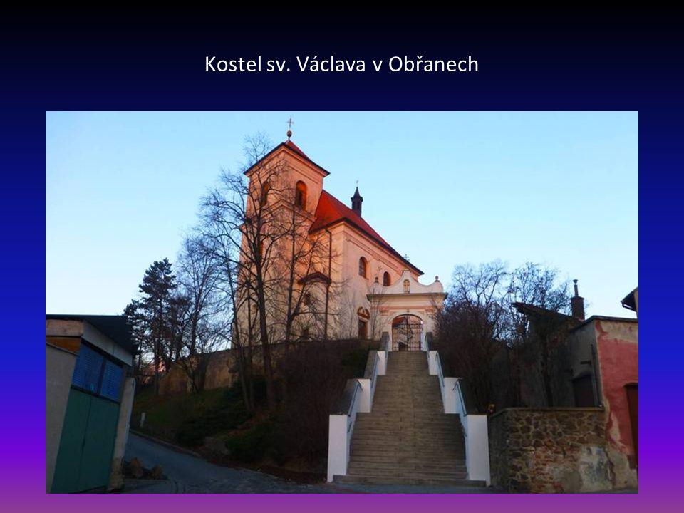 Kostel svatého Jana Nepomuckého-Starý Lískovec