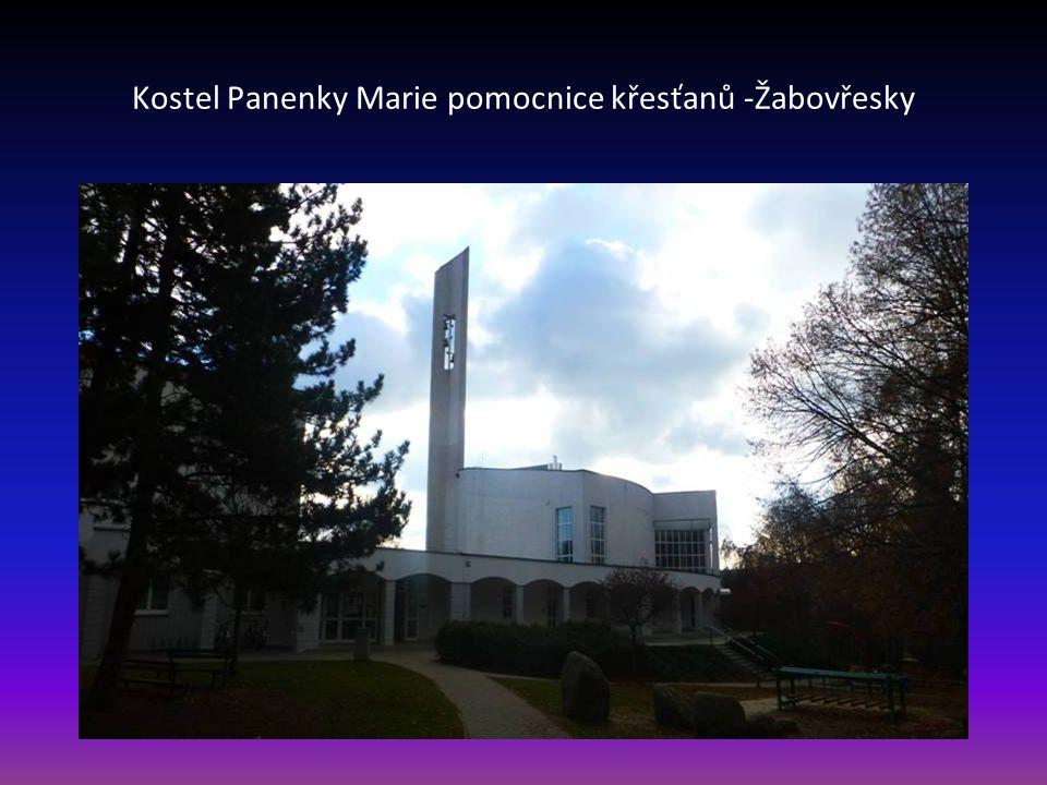 Kostel sv. Václava v Obřanech