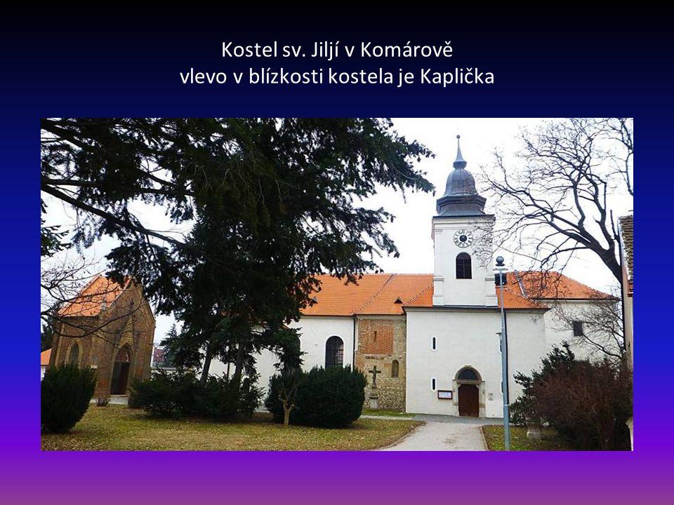 Kaple Svaté Rodiny v Kohoutovicích ulice Bašného