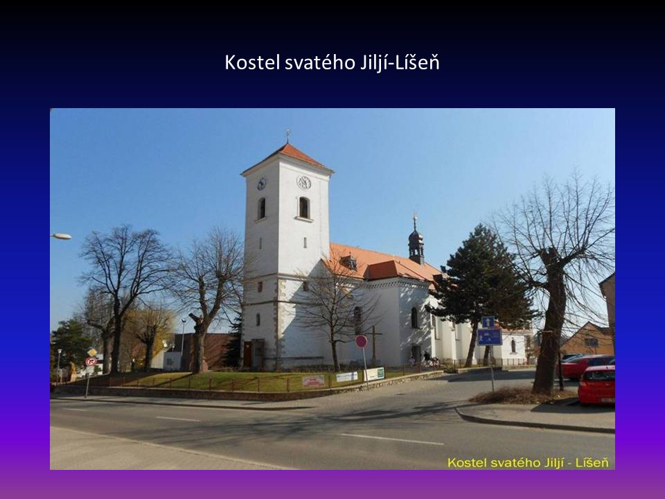 Kostel Svatého Augustina na Náměstí Míru Masarykova čtvť