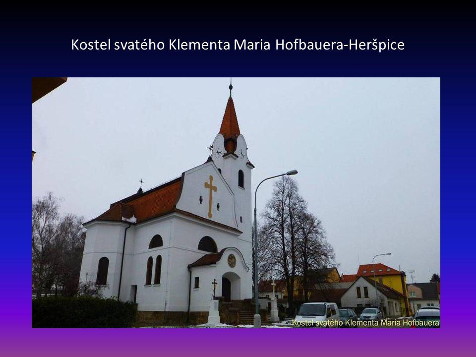 Kostel svatého Jiljí-Líšeň