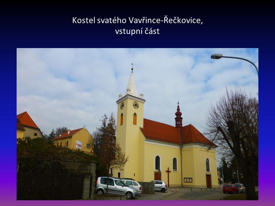 Kostel Husův sbor církve Československé Husitské-Královo Pole ulice Svatopluka Čecha, kostel vysvěcen v r.