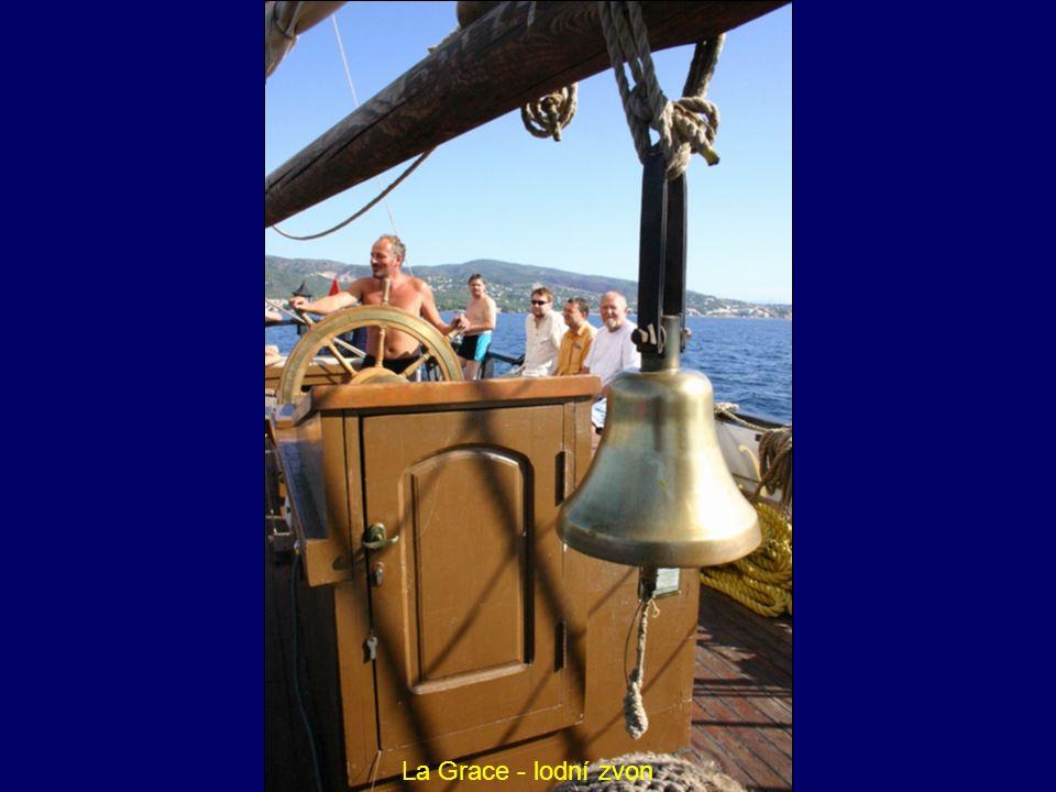 La Grace - lodní zvon