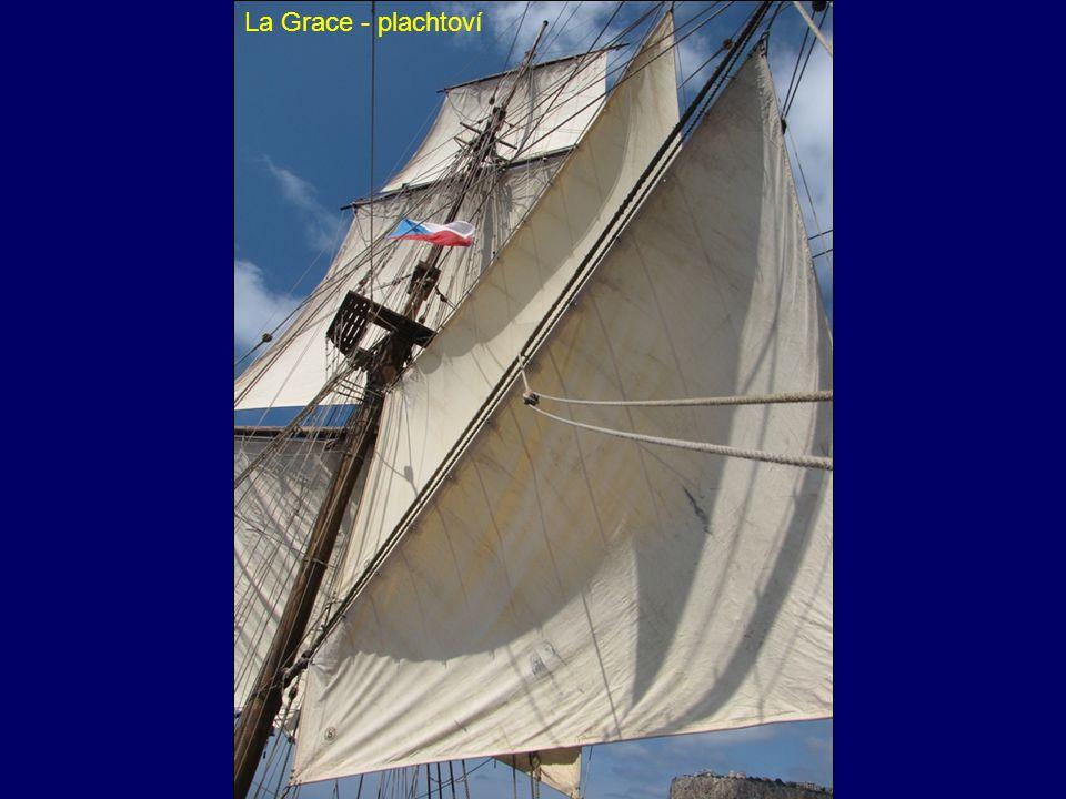 La Grace - plachtoví