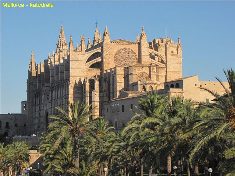 Mallorca - sympozium v kovu / Habitat