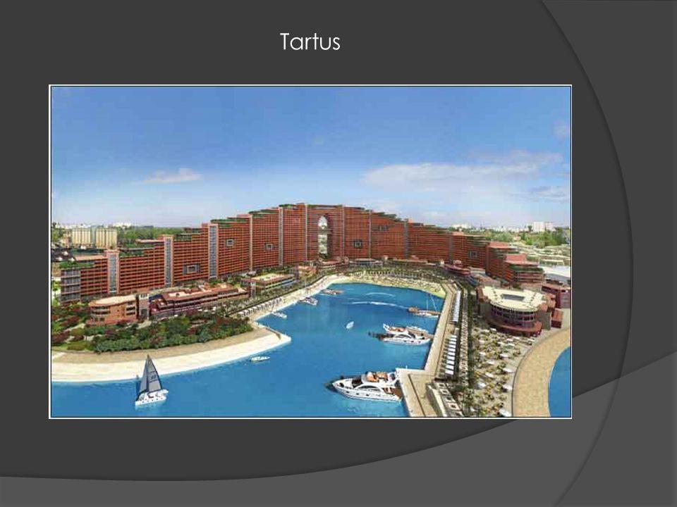 Tartus - námořní přístav