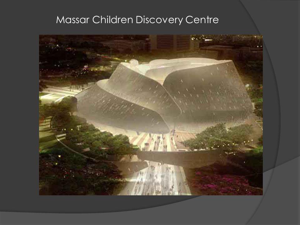 Massar Children Discovery Centre ( výzkumné středisko)