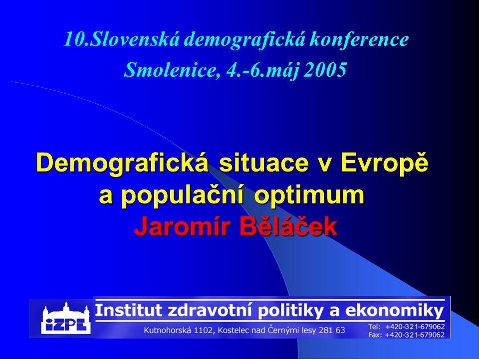 Úmrtnost - 5: Naděje dožití při narození v krajích ČR, 2002-3 Zdroj: ČSÚ