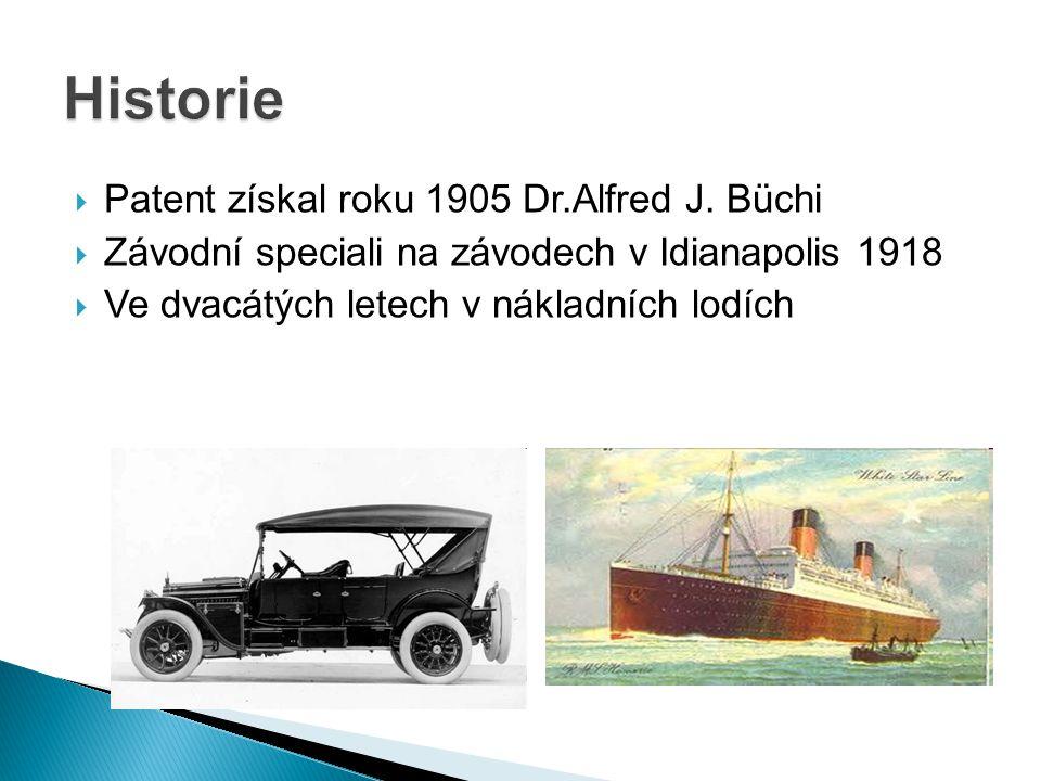  Patent získal roku 1905 Dr.Alfred J.