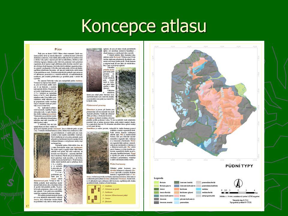 Závěr ► Ukázkové výtisky na Správě CHKO ► Atlas v PDF k dispozici na CD a webu ► Rozšíření geodat Správy CHKO