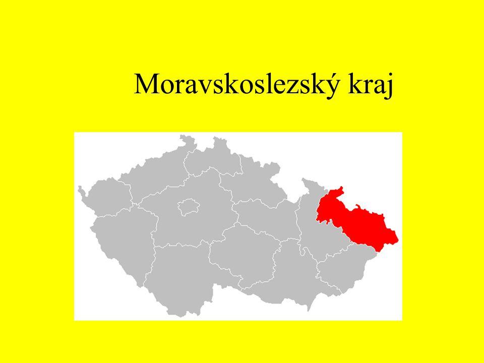 Přírodní podmínky Horopisně leží území kraje na rozhraní Českého masívu a vnějších Západních Karpat.