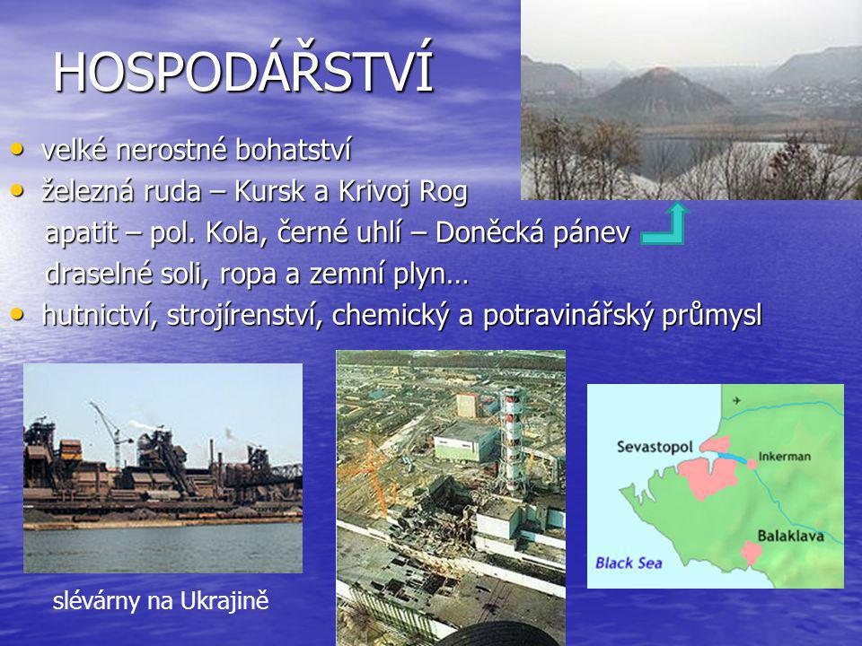 Zdroje: http://upload.wikimedia.org/wikipedia/commons/d/d8/Chernobylreactor_1.jpg http://upload.wikimedia.org/wikipedia/commons/d/d8/Chernobylreactor_1.jpg http://upload.wikimedia.org/wikipedia/commons/d/d8/Chernobylreactor_1.jpg http://upload.wikimedia.org/wikipedia/commons/3/3d/Republica_Moldova.png http://upload.wikimedia.org/wikipedia/commons/3/3d/Republica_Moldova.png http://upload.wikimedia.org/wikipedia/commons/3/3d/Republica_Moldova.png http://upload.wikimedia.org/wikipedia/commons/e/e9/St._Michael%27s_Cathedral_from_b elltower.JPG http://upload.wikimedia.org/wikipedia/commons/e/e9/St._Michael%27s_Cathedral_from_b elltower.JPG http://upload.wikimedia.org/wikipedia/commons/e/e9/St._Michael%27s_Cathedral_from_b elltower.JPG http://upload.wikimedia.org/wikipedia/commons/e/e9/St._Michael%27s_Cathedral_from_b elltower.JPG http://upload.wikimedia.org/wikipedia/commons/7/7f/Ukraine_topo_big-1.png http://upload.wikimedia.org/wikipedia/commons/7/7f/Ukraine_topo_big-1.png http://upload.wikimedia.org/wikipedia/commons/7/7f/Ukraine_topo_big-1.png http://upload.wikimedia.org/wikipedia/commons/f/f0/Europe_landforms_East_European_L owlands.svg http://upload.wikimedia.org/wikipedia/commons/f/f0/Europe_landforms_East_European_L owlands.svg http://upload.wikimedia.org/wikipedia/commons/f/f0/Europe_landforms_East_European_L owlands.svg http://upload.wikimedia.org/wikipedia/commons/f/f0/Europe_landforms_East_European_L owlands.svg http://upload.wikimedia.org/wikipedia/commons/9/98/Caspian_Sea_from_orbit.jpg http://upload.wikimedia.org/wikipedia/commons/9/98/Caspian_Sea_from_orbit.jpg http://upload.wikimedia.org/wikipedia/commons/9/98/Caspian_Sea_from_orbit.jpg http://upload.wikimedia.org/wikipedia/commons/4/4d/Hoverla1.JPG http://upload.wikimedia.org/wikipedia/commons/4/4d/Hoverla1.JPG http://upload.wikimedia.org/wikipedia/commons/4/4d/Hoverla1.JPG http://upload.wikimedia.org/wikipedia/commons/7/76/Volgarivermap.png http://upload.wikimedia.org/wikipedia/commons/7/76/Volgariverm
