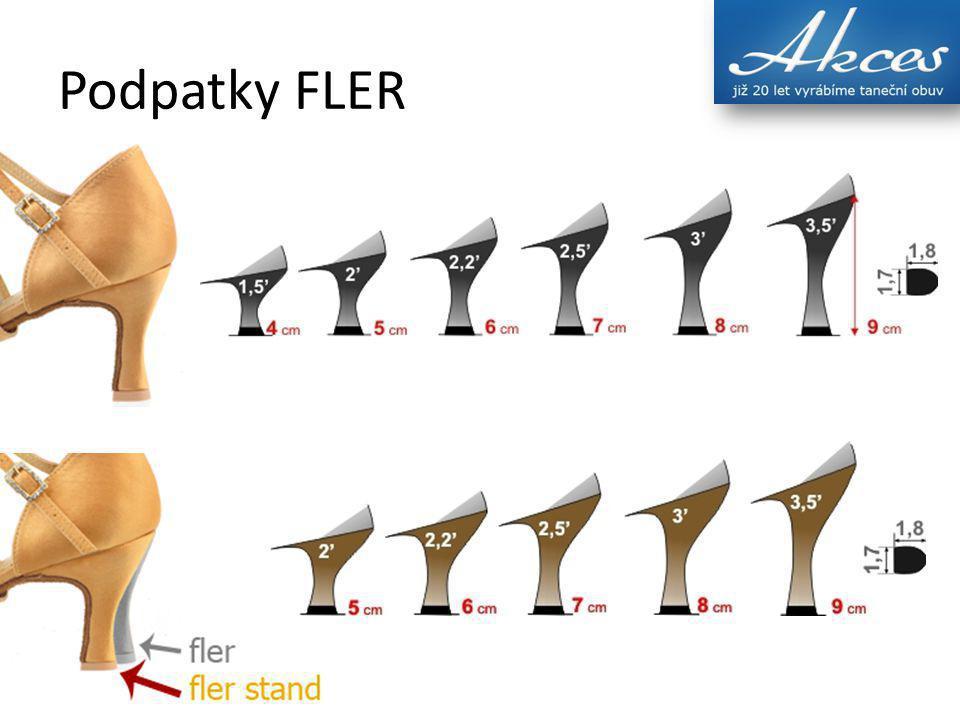 Podpatky FLER MAX
