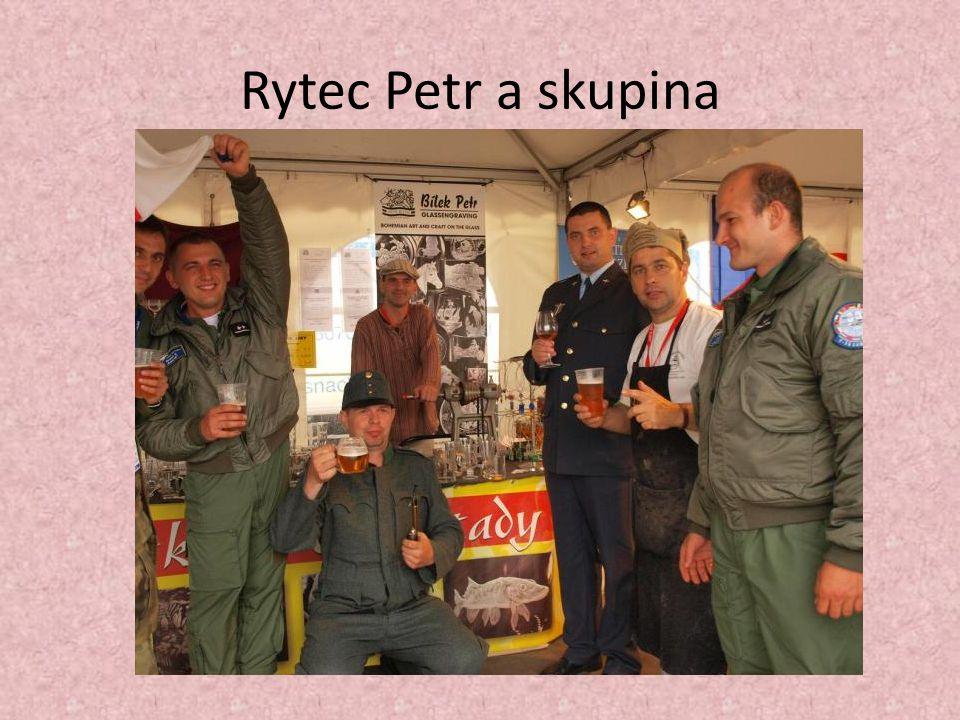 Rytec Petr a skupina