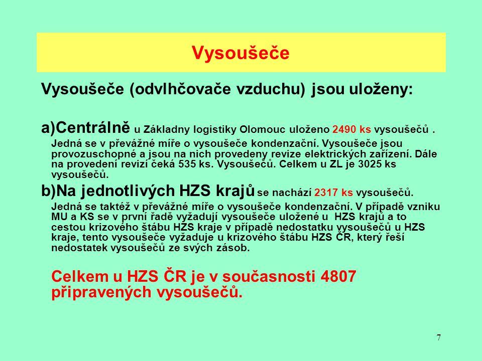 8 Oblast humanitární pomoci a spolupráce s nevládními organizacemi  a celostátní úrovni jsou uzavřeny 5 smlouv s nevládními organizacemi jedná se o organizace Charita česká republika, ADRA, Česká biskupská konference a Ekumenická rada církví a Český červený kříž.
