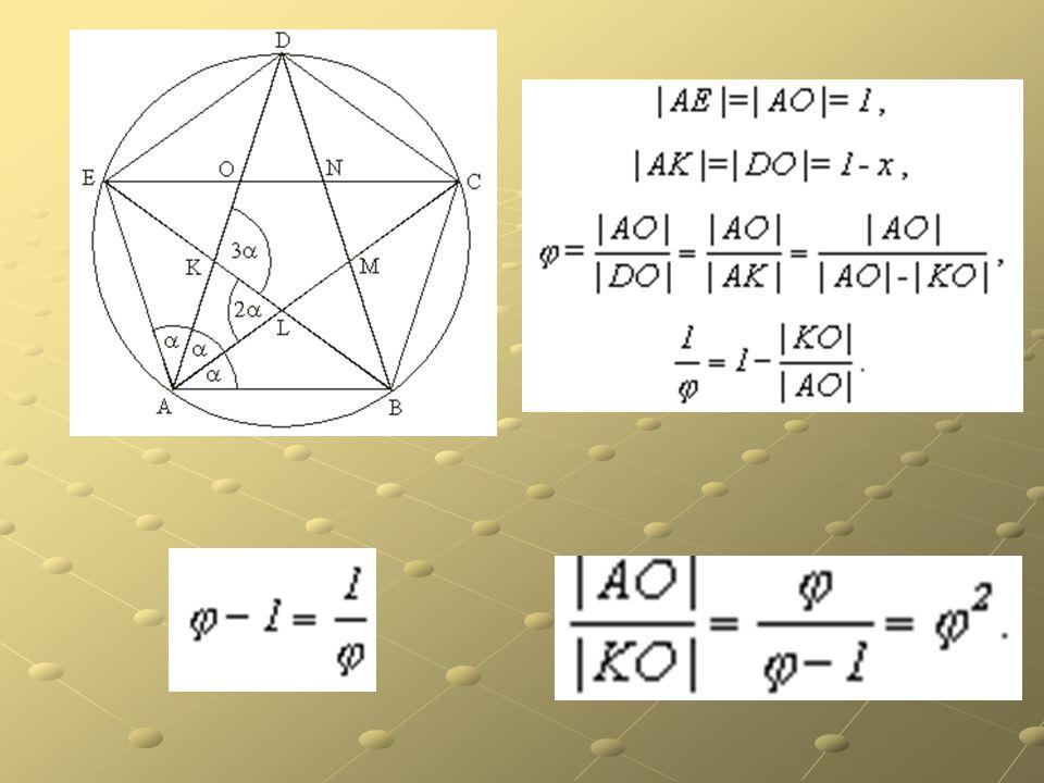 4.délky úseček KO, AK, AO, AD jsou členy geometrické posloupnosti 4.