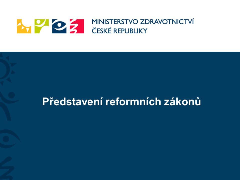 Představení reformních zákonů