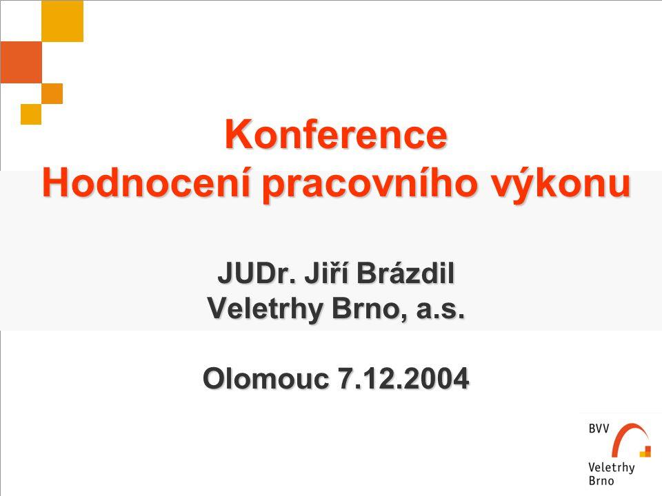 2Prezentace Představení firmy Podniková filosofie Proces hodnocení zaměstnanců