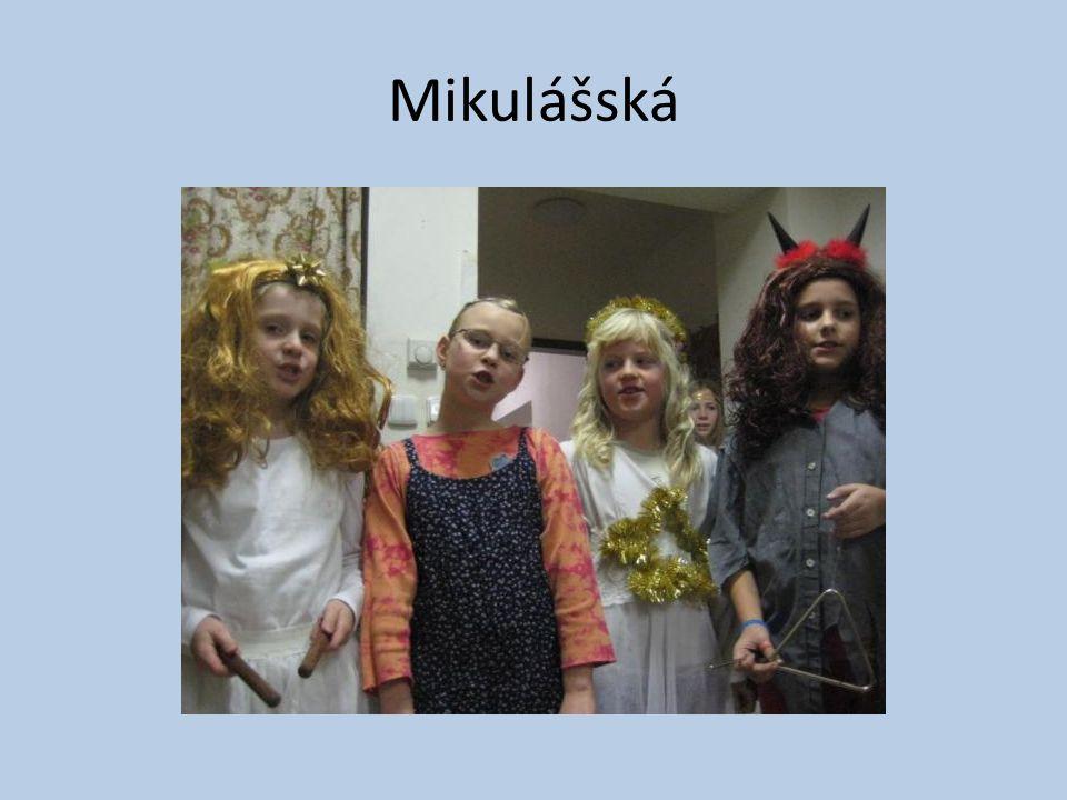 Mikulášská