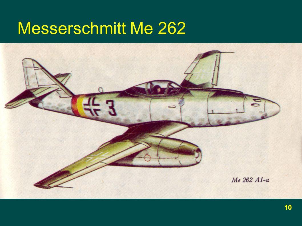 Messerschmitt Me 262 10