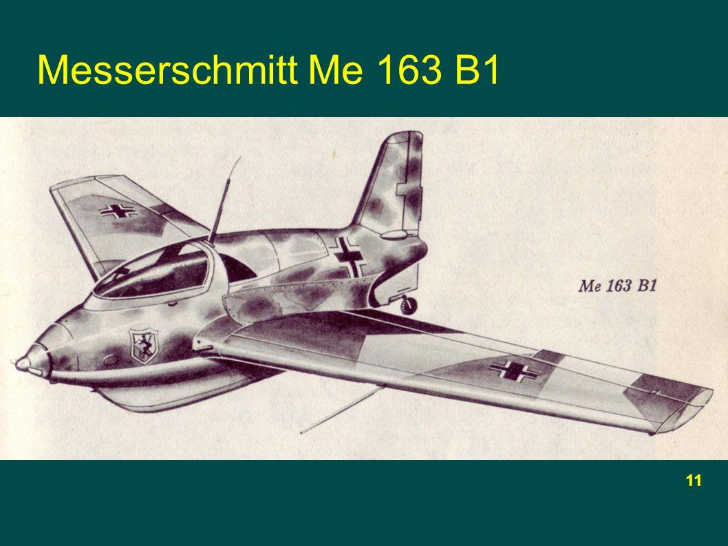 Messerschmitt Me 163 B1 11