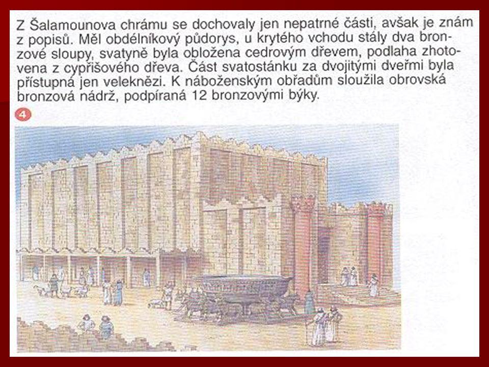   Davidova dynastie vládla v Judském království do roku 587př.Kr.