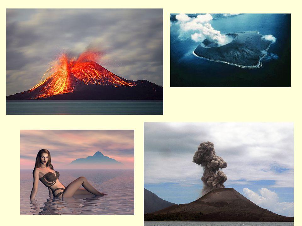 TAMBORA Tambora, ostrov Sumbawa, Indonésie, 1815 Erupce indonéské sopky Tambora v roce 1815 bývá považována za největší sopečnou katastrofu v historické době.