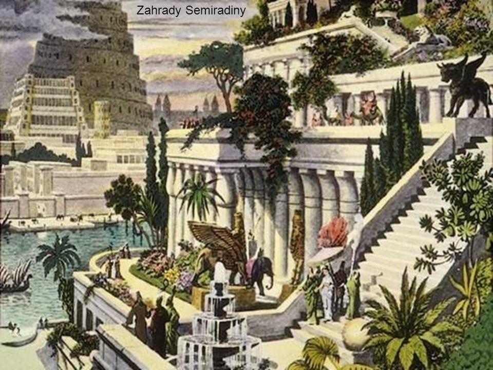 Zahrady Semiradiny