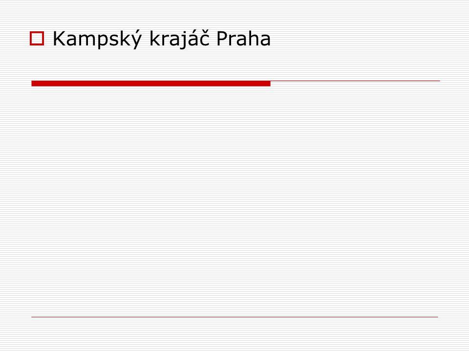  Kampský krajáč Praha