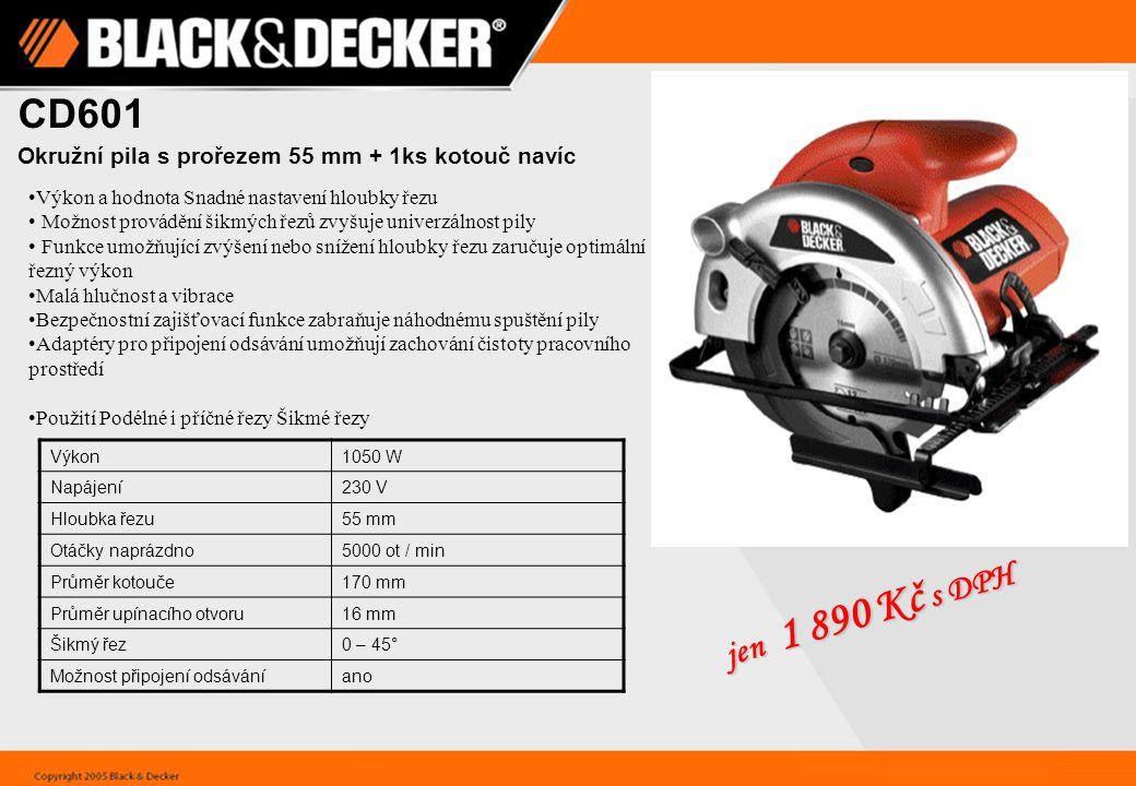 KS999EKAcc Přímočará pila + kufr + 19ks sada pilových listů Výkon600 W Napájení230 V OtáčkyPlynule nastavitelné Zdvihy800 - 3000 zdvih/min Upínání listu bez použití jiného nářadí Ano Zajištovací tlačítkoAno Šikmý řez0-45 ° Ventilátor pro odsávání prachuAno Nastavení režimu otáček Turbo umožňuje rychlejší řezání Plynulá regulace otáček umožňuje lepší ovladatelnost pily Unikátní průhled Sightline zaručuje dokonalý výhled na prováděný řez Díky upínacímu systému SuperLok 2, který umožňuje upnutí pilových listů s upínací stopkou ve tvaru U a T, je výměna pilového listu rychlá a jednoduchá Ukládací prostor v těle pily poskytuje snadný přístup k náhradním pilovým listům Unikátní systém odvodu prachu zaručuje čistý a uklizený pracovní prostor a zlepšuje výhled na čáru řezu Zajišťovací spínač ovládaný oběma rukama umožňuje nepřetržitý provoz Univerzální šikmé řezy až do úhlu 45° jen 1 890 Kč s DPH