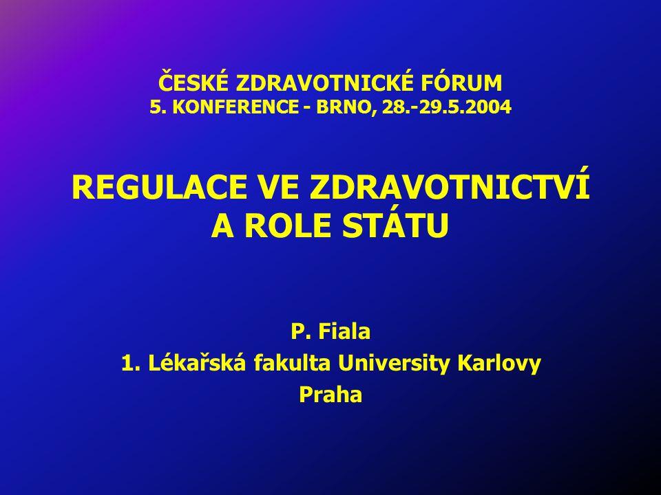 ČESKÉ ZDRAVOTNICKÉ FÓRUM 5.