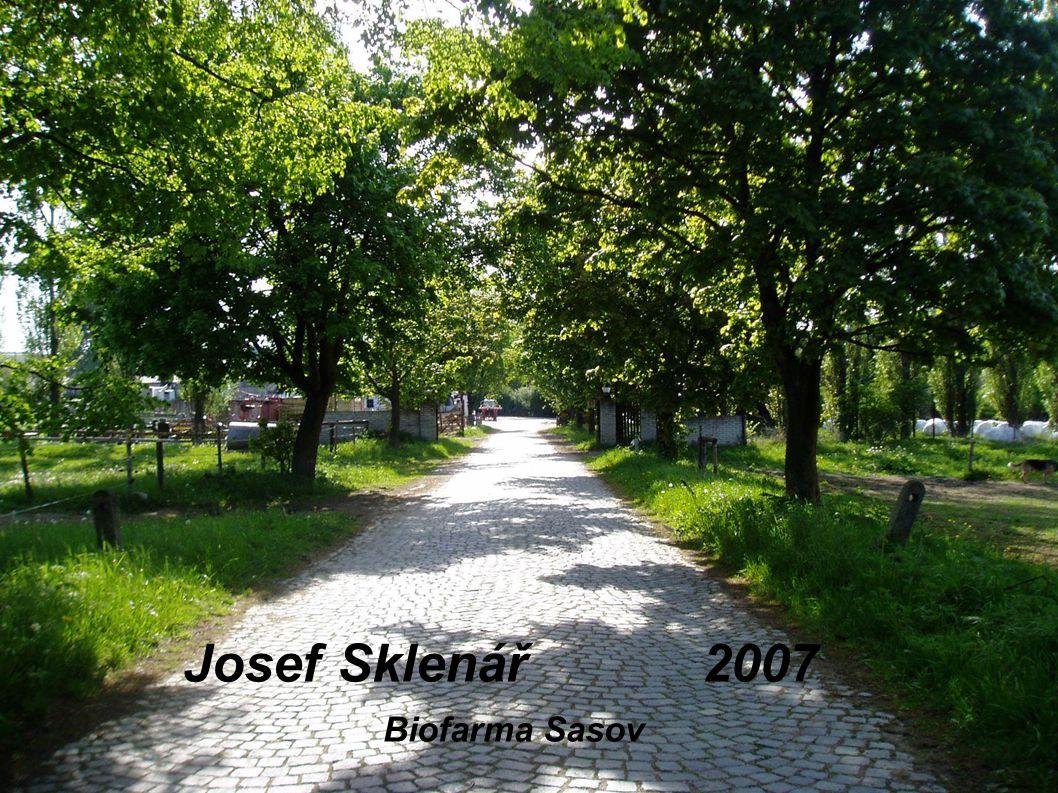 Josef Sklenář 2007 Biofarma Sasov