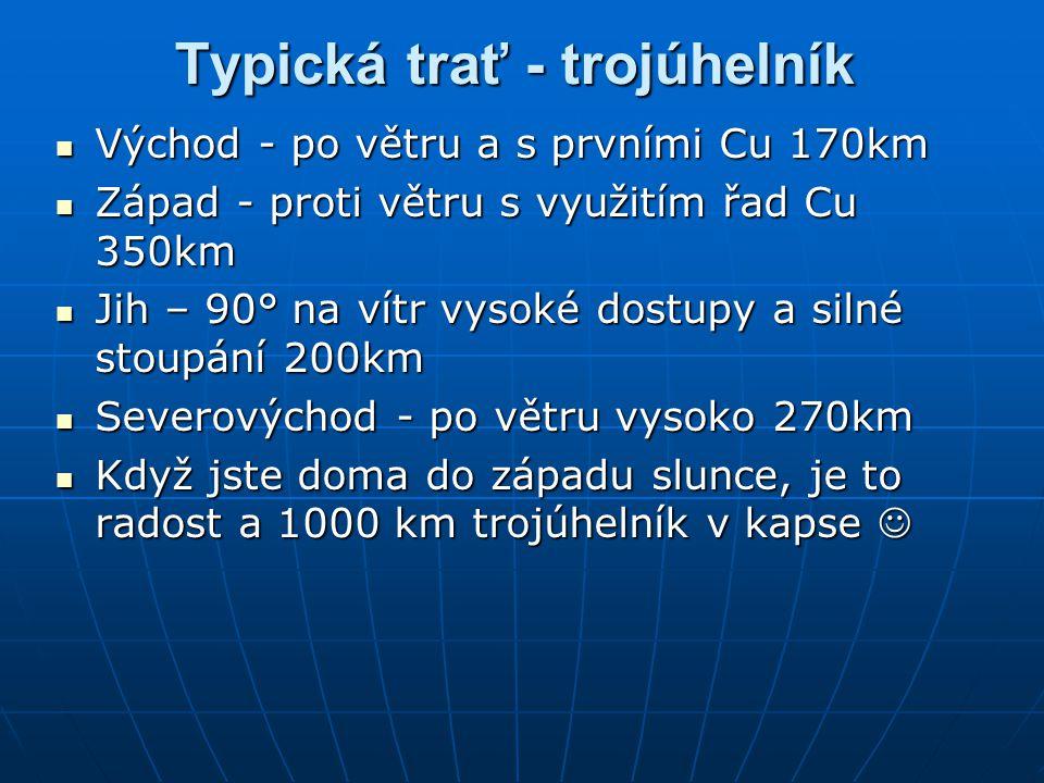 23.04.2011 Hynek Lukáš 608.6 km 107.37 km/h Dvůr Králové Cirrus/Cirrus Hynek LukášHynek Lukáš