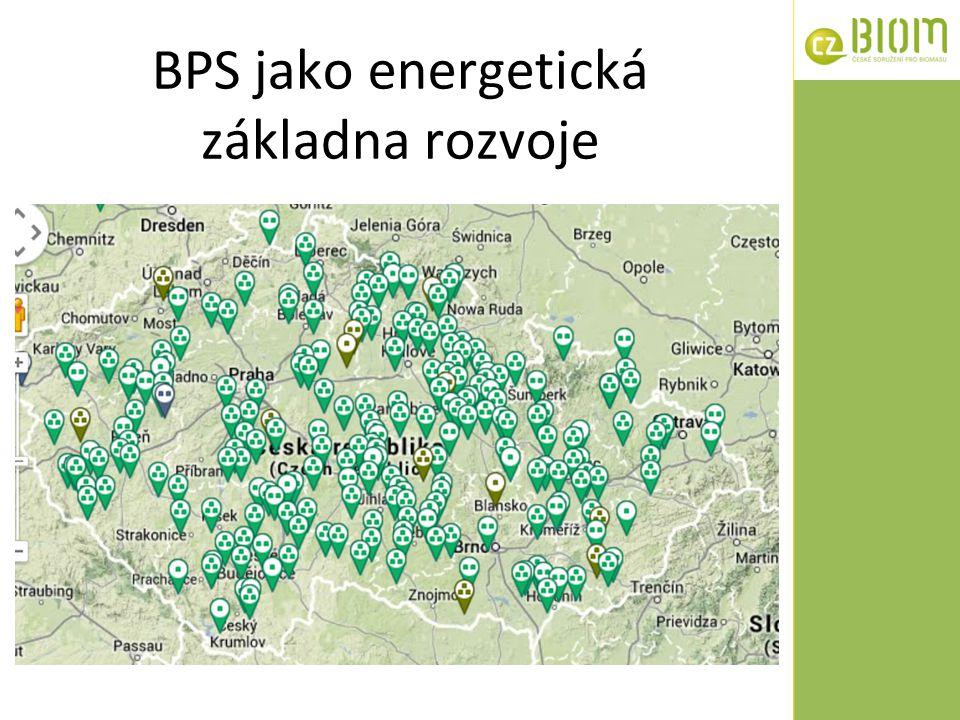 BPS Suchohrdly Projekt využívá OZE k produkci konečného výrobku s vysokou přidanou hodnotou (bylinky) Vytvoření 25 nových pracovních míst BPS kryje téměř 100% spotřeby skleníku Výkon 495kWel a 620kWtep (3KJ + 1 záloha) Synergie mezi ŽV, RV, BPS a skleníkem Významný přínos pro region i ČR