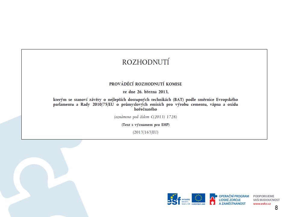 Další související legislativa III.Zákon č. 695/2004 Sb., ve znění zák.č.