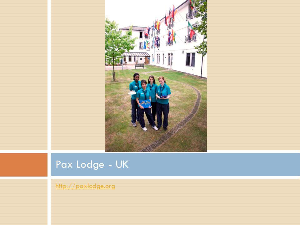 http://paxlodge.org Pax Lodge - UK