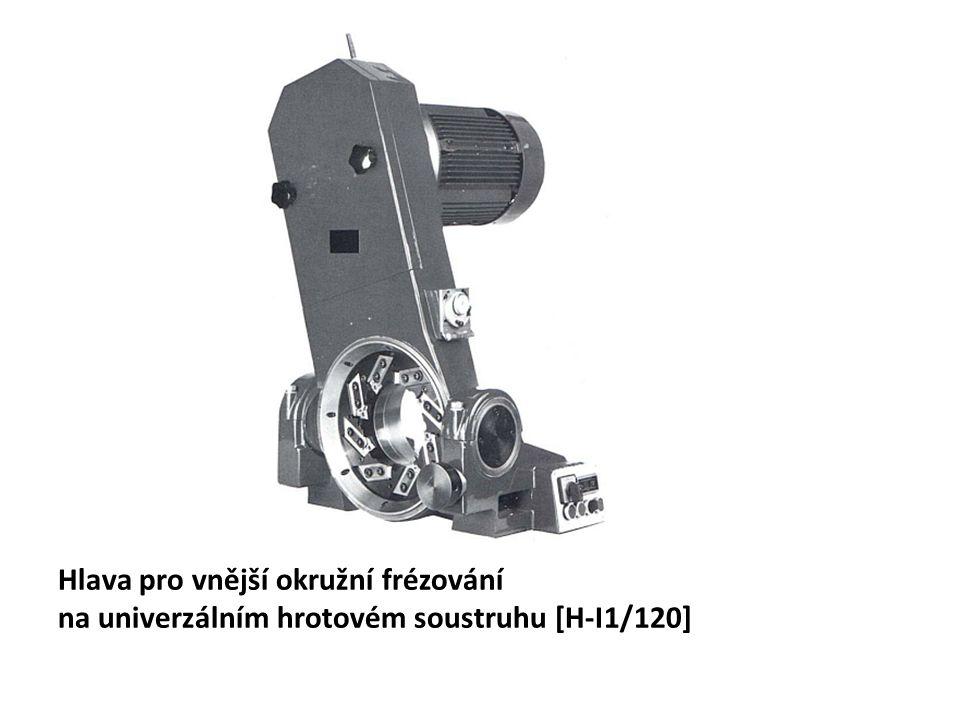 3.4 Frézky speciální Konstruované a používané pro určitý druh práce Frézky na ozubení Frézky nástrojařské Frézky závitové Frézky drážkovací