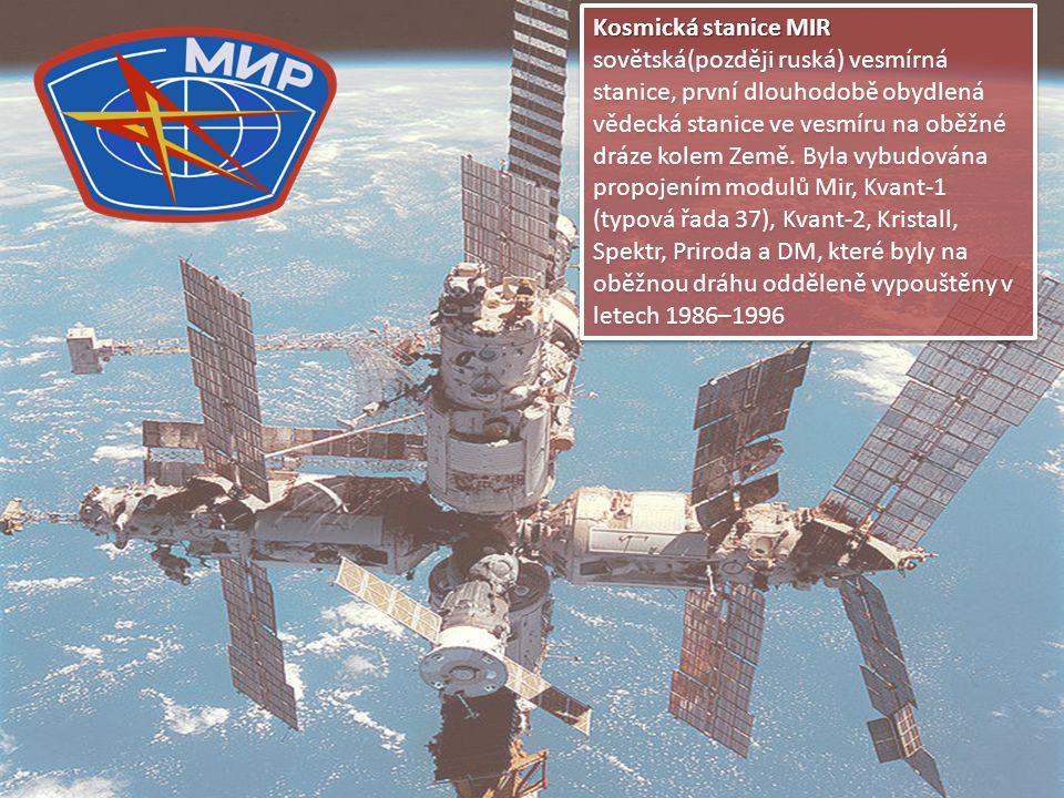 SPACE SHUTTLE NÁZEVPRVNÍ STARTPOSLEDNÍ START COLUMBIA12. dubna 19811.února 2003 Zničen při havárii, 7 členů posádky zahynulo CHALLENGER4. dubna 198328