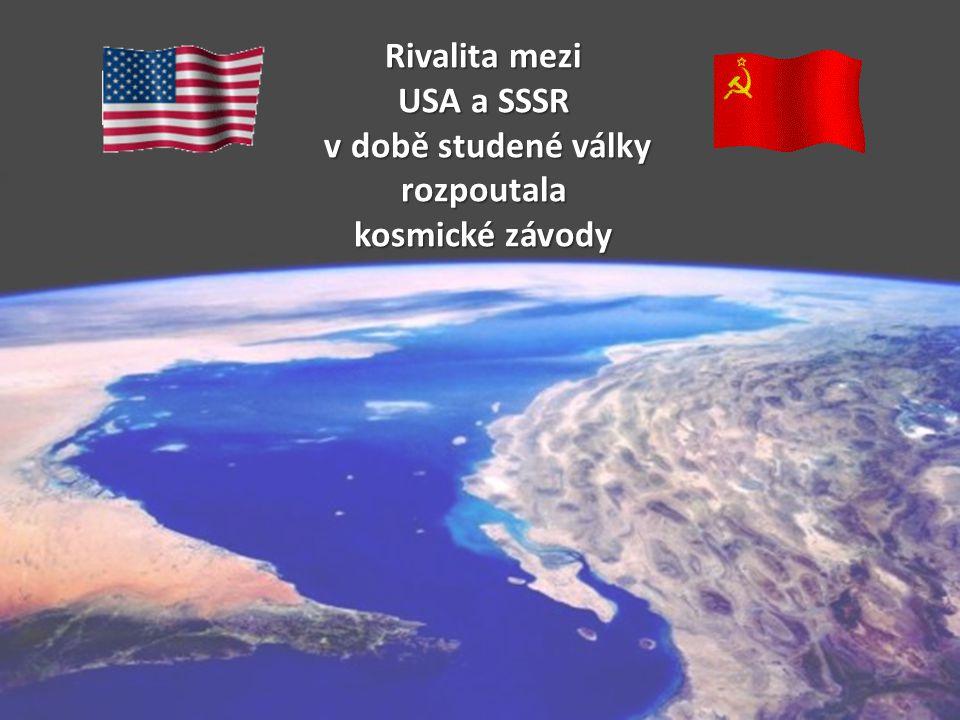 Výzkum vesmíru byl zahájen v roce 1957, kdy SSSR vypustil SPUTNIK 1, první umělou družici, která obletěla Zemi. V roce 1969 kráčel první člověk po Měs