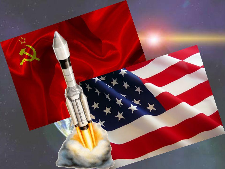 Obě země měly pocit, že prvenství ve vesmíru zvýší mezinárodní prestiž státu Kosmická věda měla oběma stranám přinést nové, silnější a účinnější zbran