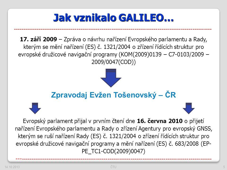16 Výzkumná střediska Evropské kosmické agentury (ESA) Řádným členem ESA se ČR stala 12.