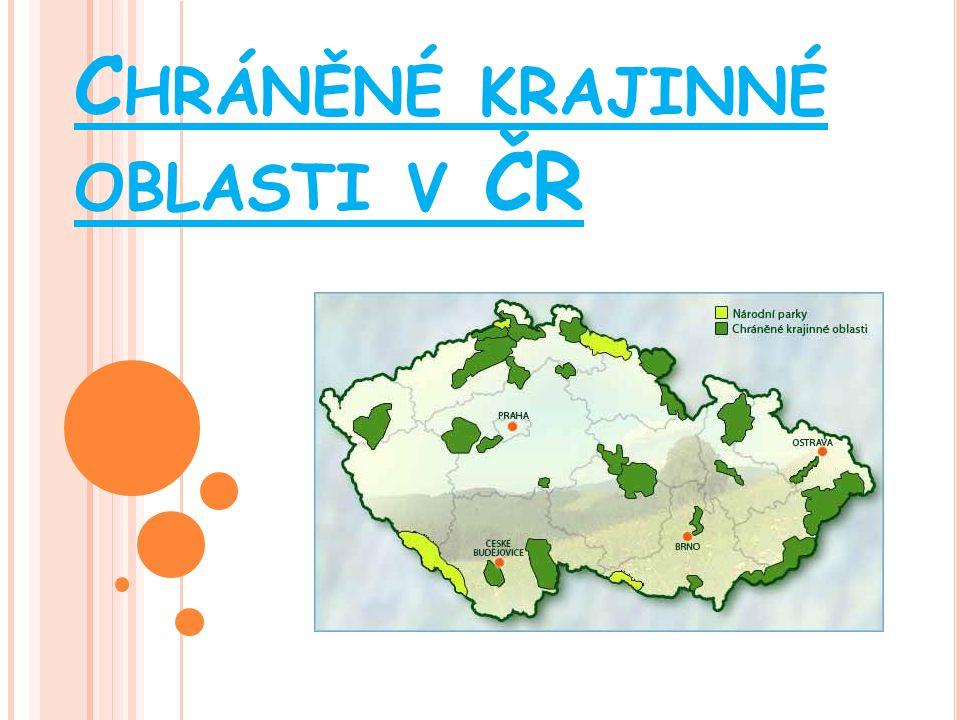 C HRÁNĚNÁ KRAJINNÁ OBLAST P ÁLAVA Chráněná krajinná oblast Pálava byla vyhlášena výnosem Ministerstva kultury ČSR ze dne 19.