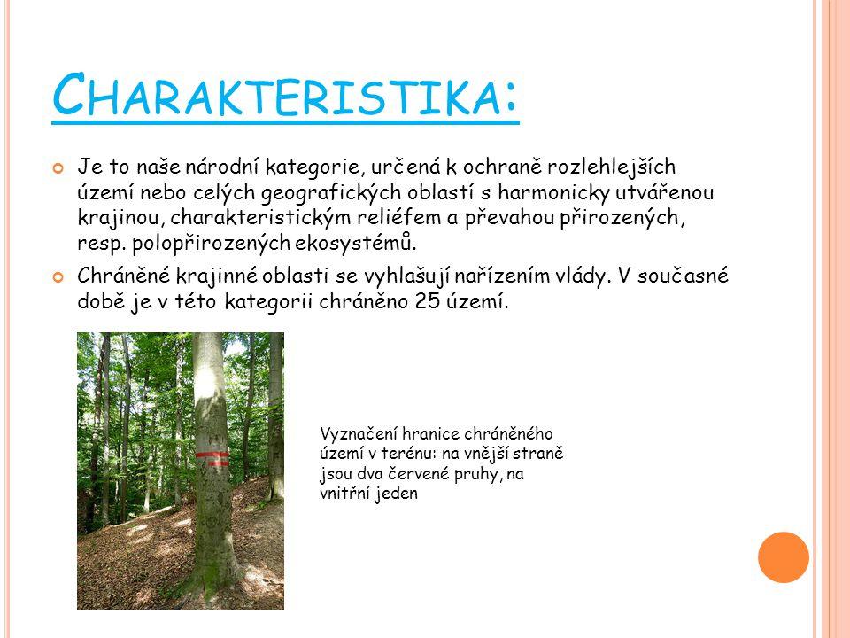 C HRÁNĚNÁ KRAJINNÁ OBLAST B ESKYDY Chráněná krajinná oblast Beskydy, zkráceně CHKO Beskydy byla vyhlášena 5.