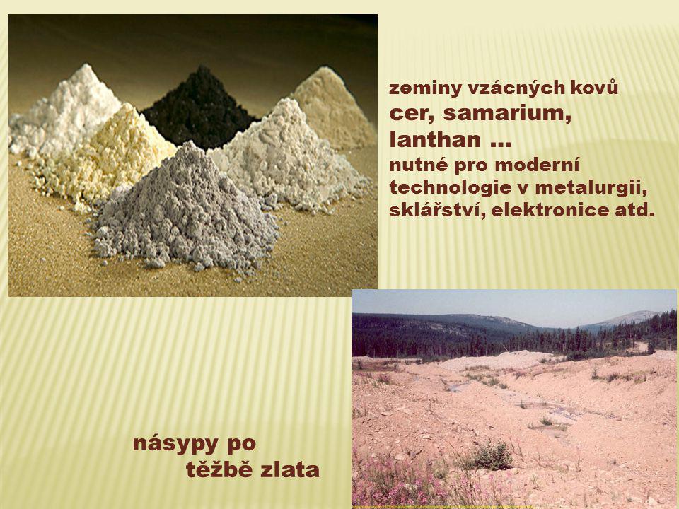 Těžba surovin velkého objemu(uhlí, rud kovů, ropy, zemního plynu) naráží na problém dopravy na severu oblast.