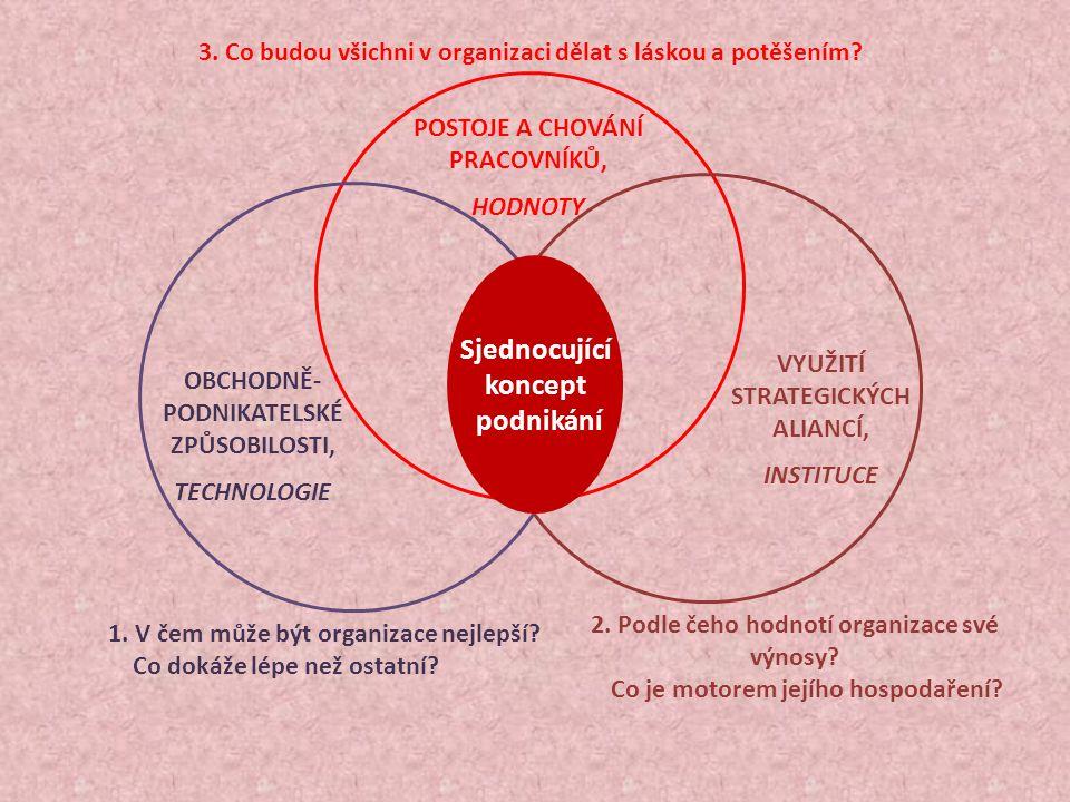 32 Doporučená obsahová struktura standardizovaného dokumentu - podnikatelského záměru Část I. Analýza výchozí situace obsahuje zdůvodnění požadavku na