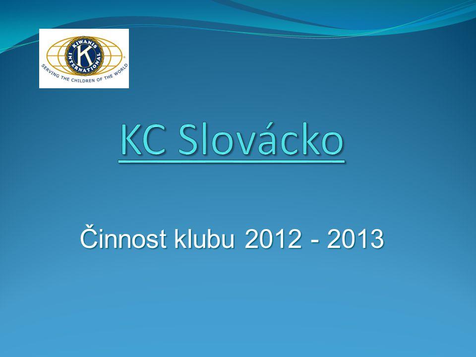 Činnost klubu 2012 - 2013