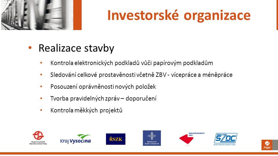Investorské organizace