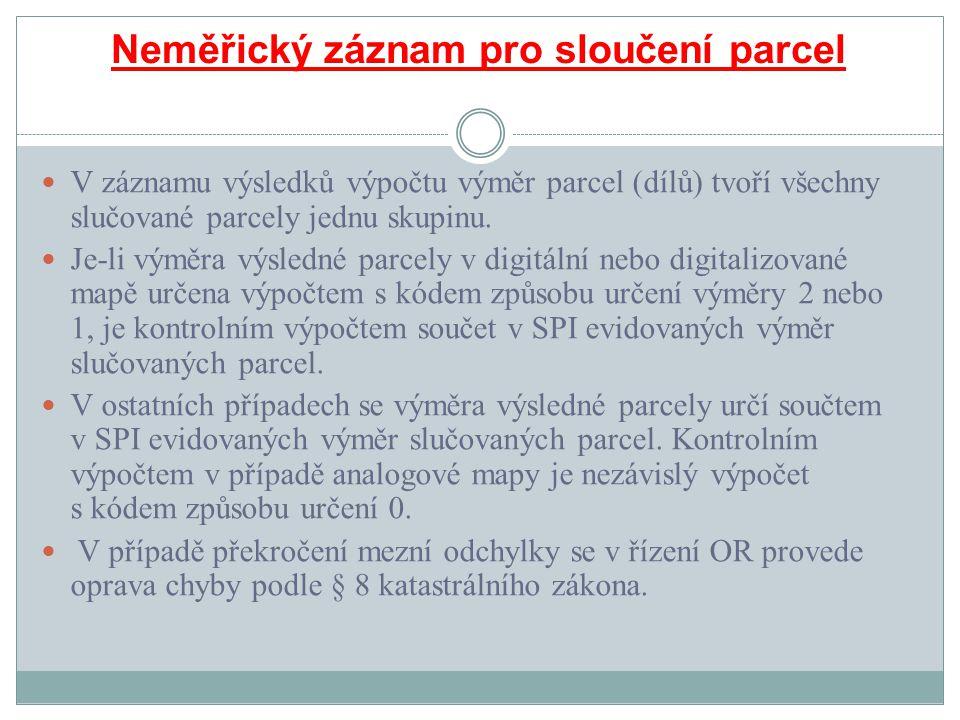 Vyhotovování neměřických záznamů Milan KOCÁB VÚGTK,v.v.i.